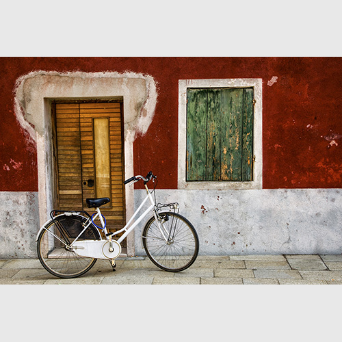 Image of the week - Burano bicycle
